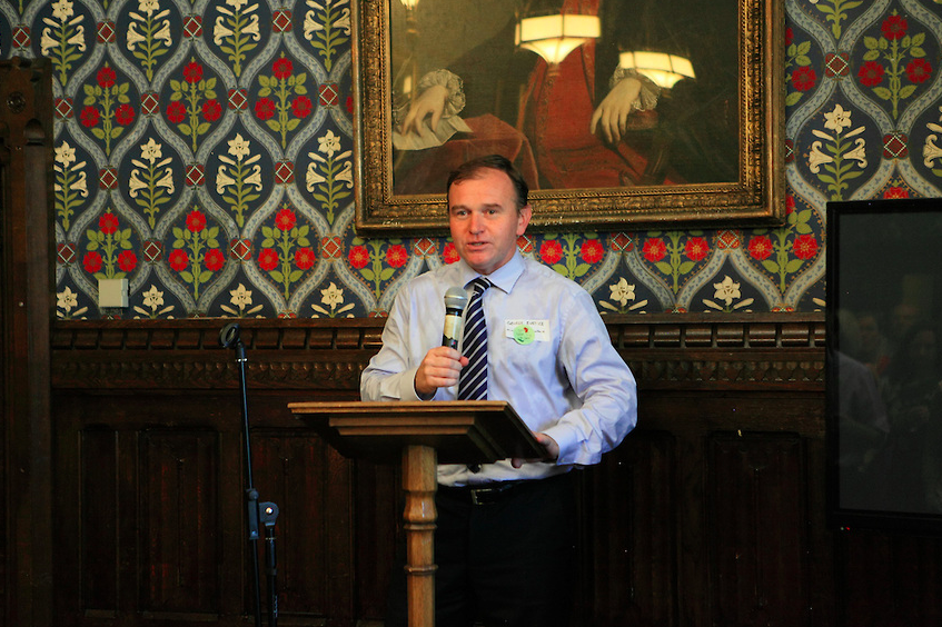 George Eustice MP, UK Farming Minister