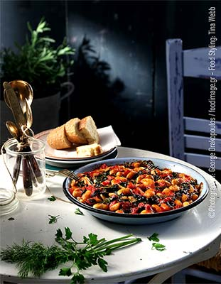Hearty and healthy pulses were a menu staple in Ancient Greece.