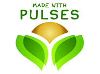 "New ""Made With Pulses"" seal help consumers identify products made with pulse ingredients"