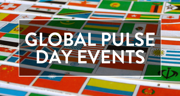 Global Pulse Day Events
