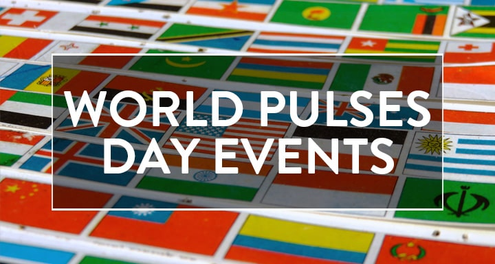 World Pulses Day Events