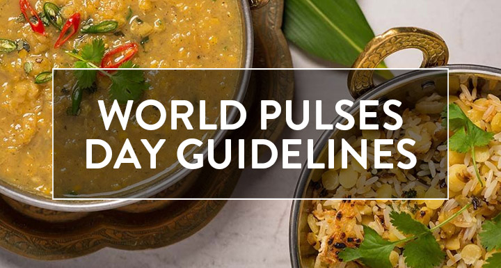 World Pulses Day guidelines