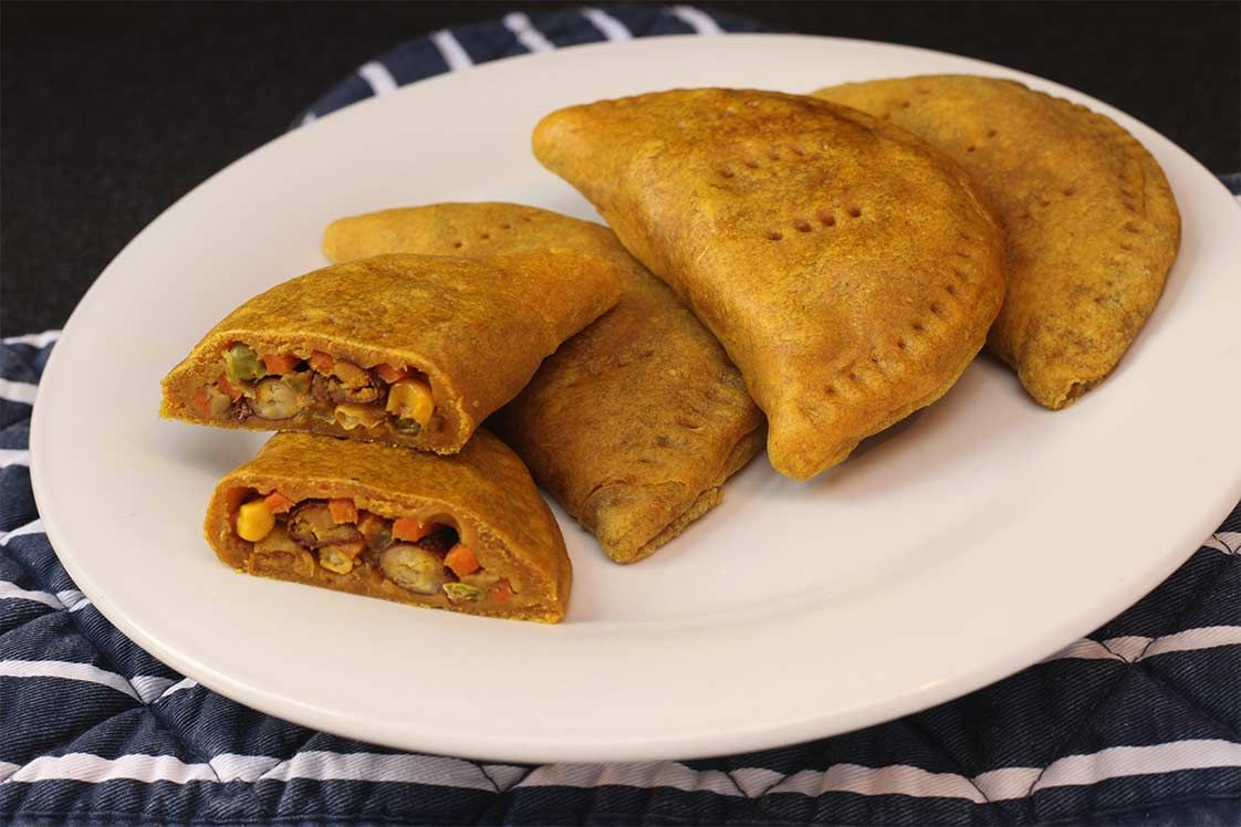 Jamaican Pattie Recipe