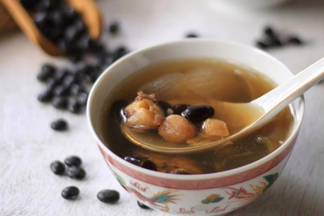 Chinese Black Bean Soup 烏豆湯