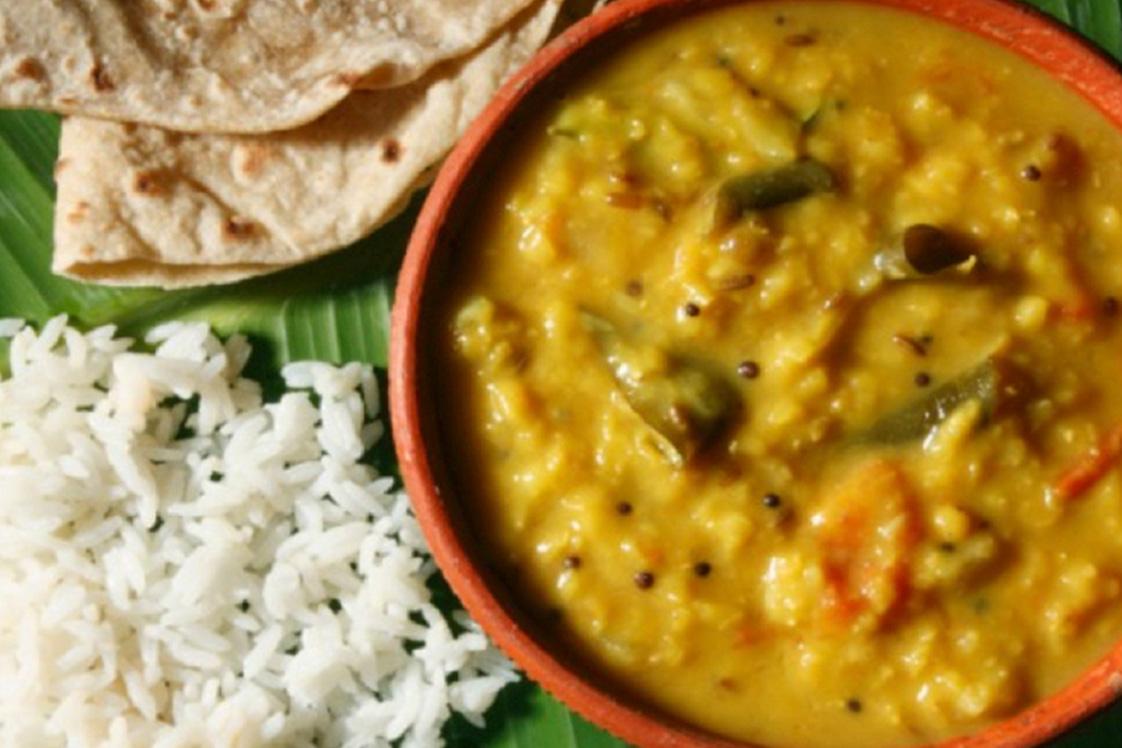 Menthi kura pappu mains recipe for Andhra cuisine history
