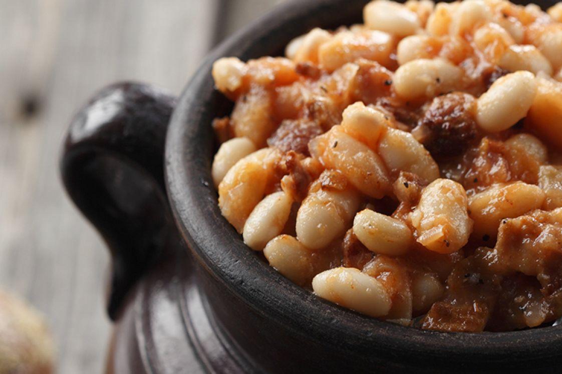 Alberta Beans & Bacon