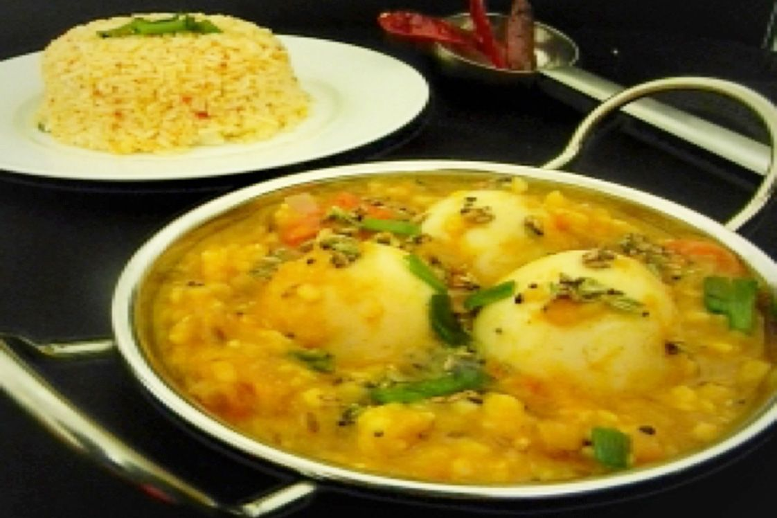 Dal and eggs mains recipe forumfinder Images