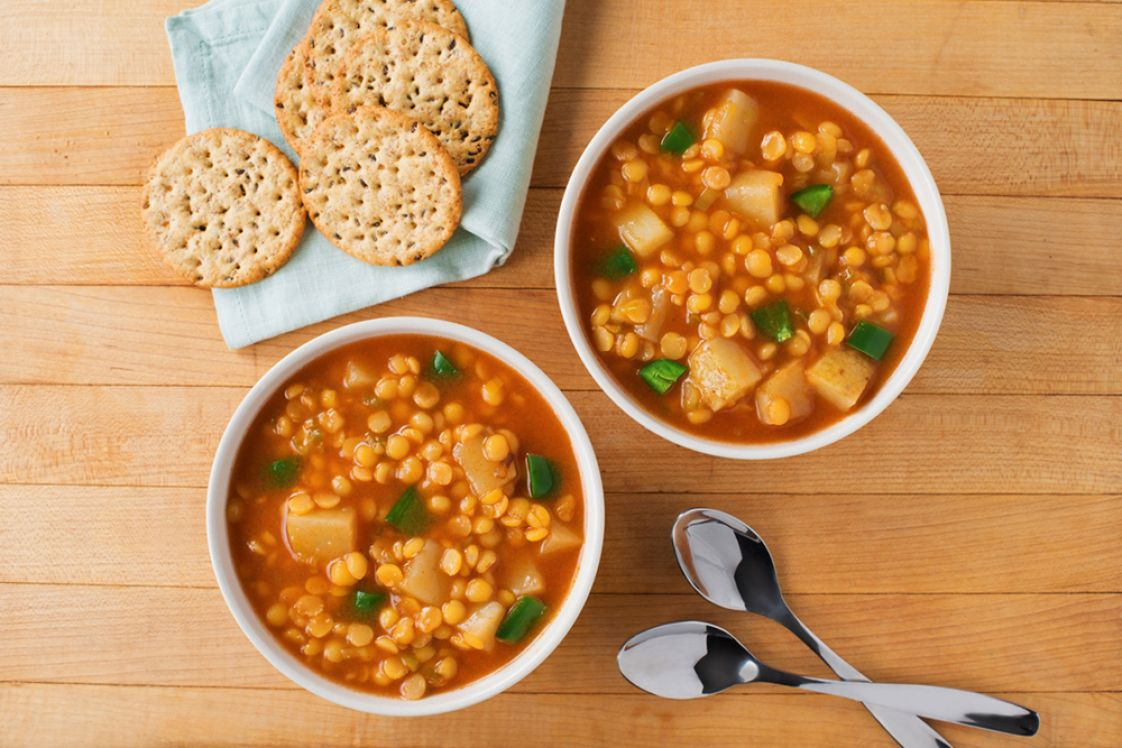 Hungarian Split Pea Soup