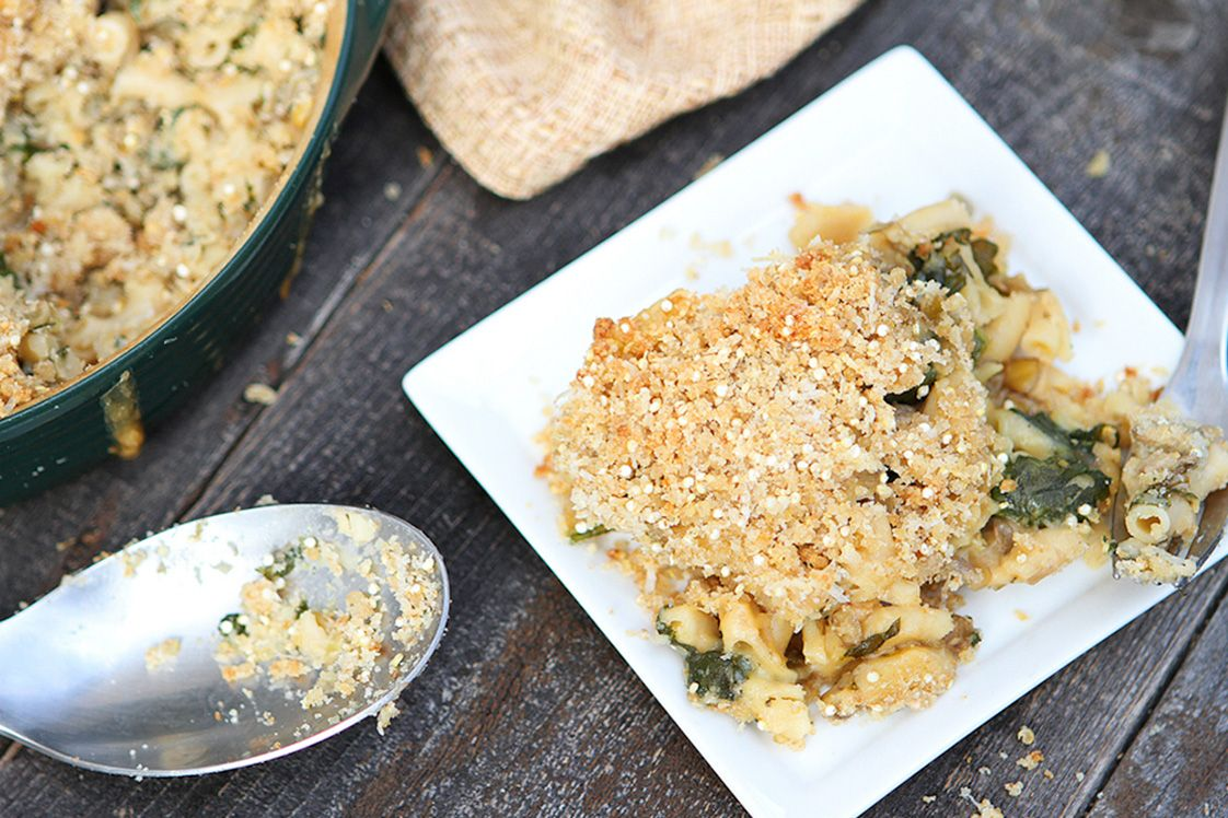 Lentil Macaroni and Cheese