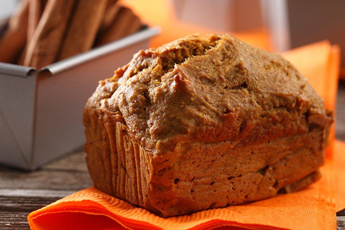 Lentil Pumpkin Loaf