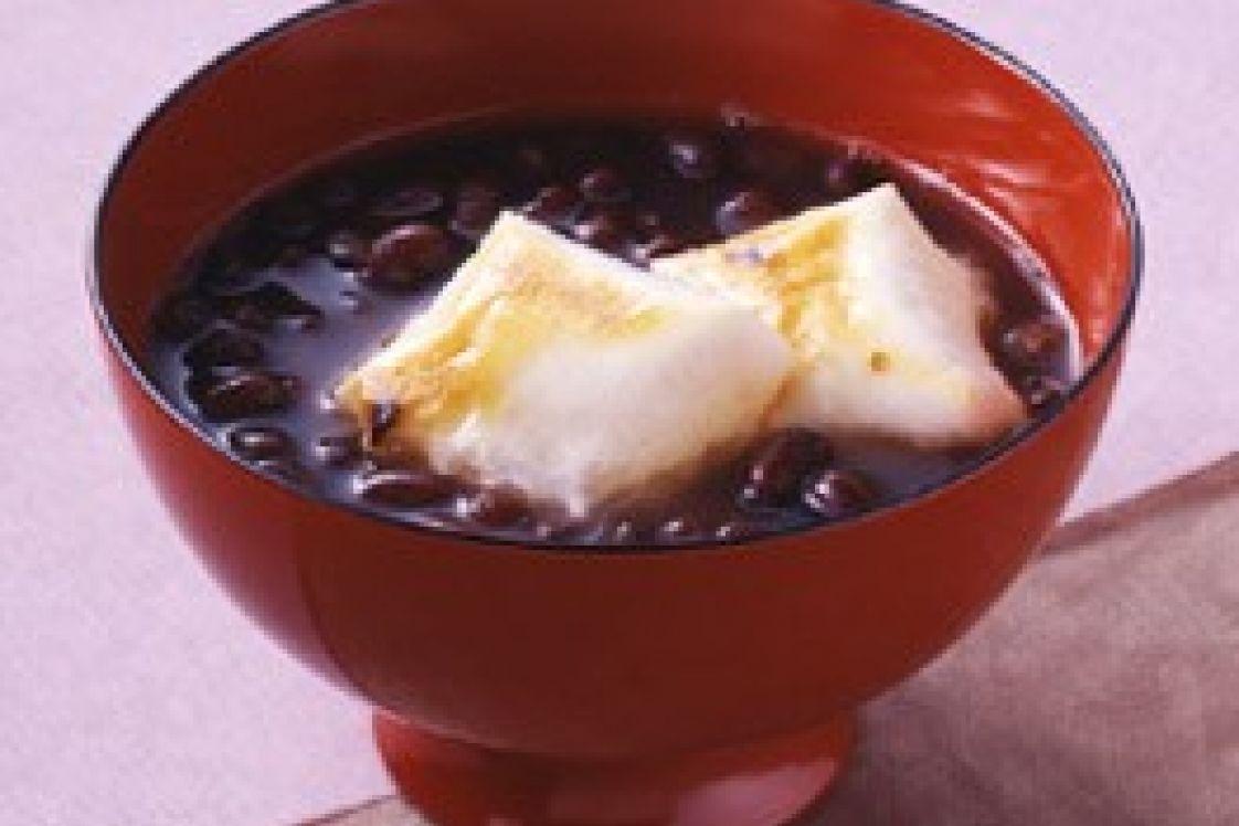 Zenzai (Sweet Azuki Soup)