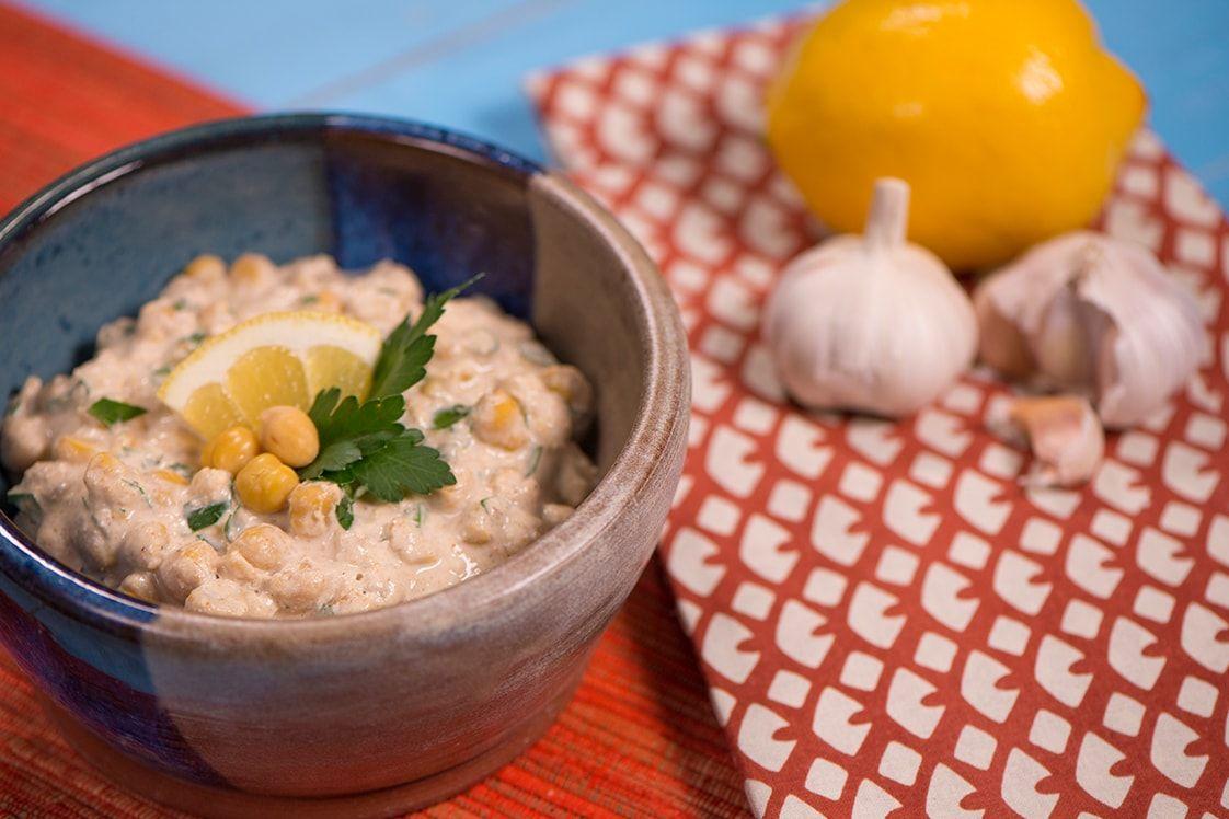 Hummus Moussabaha