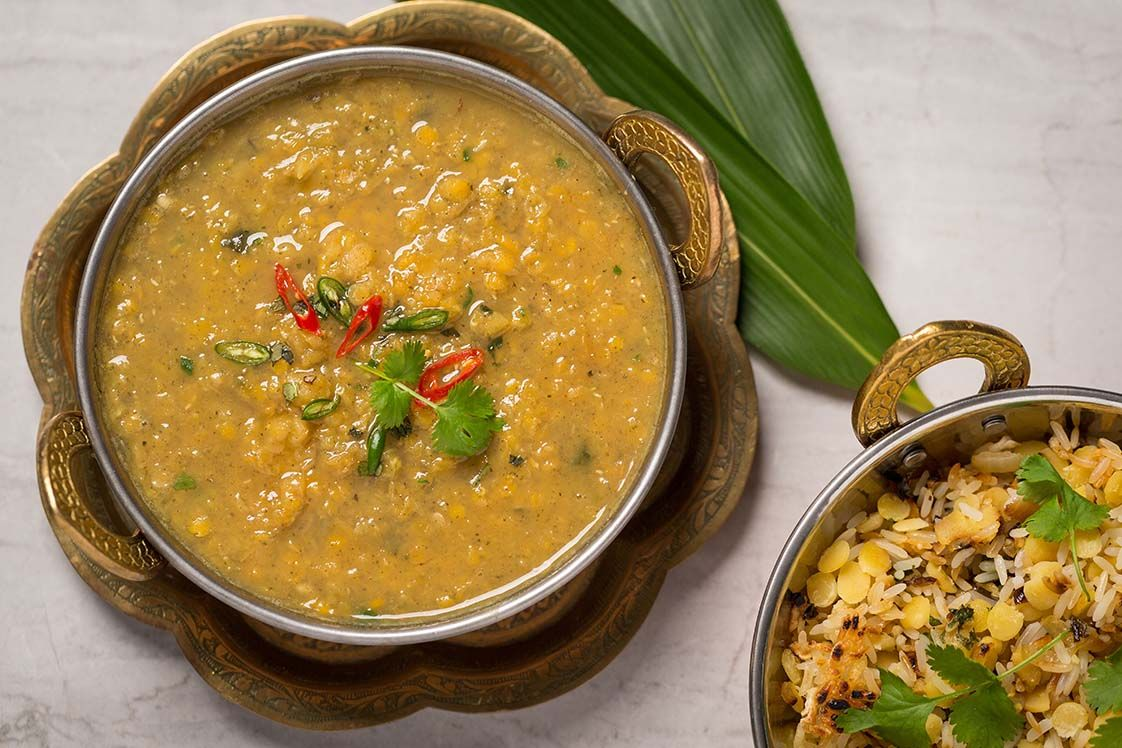 Daineiiong (Spicy Dal Curry)