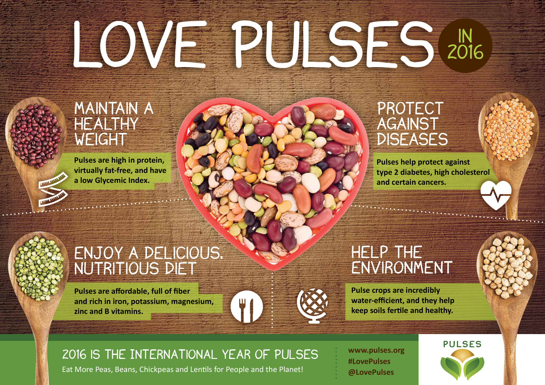 information on pulses