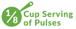 Eighth-cup Serving of Pulses