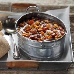 Vegetarian Chili Chowder